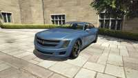 Albany Alpha GTA 5 - front view