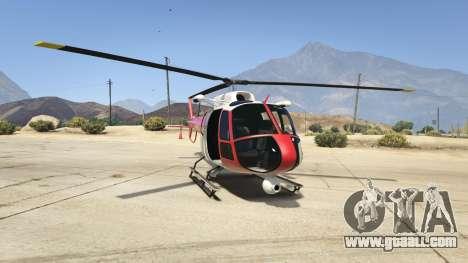 Air Ambulance (Buckingham Maverick)