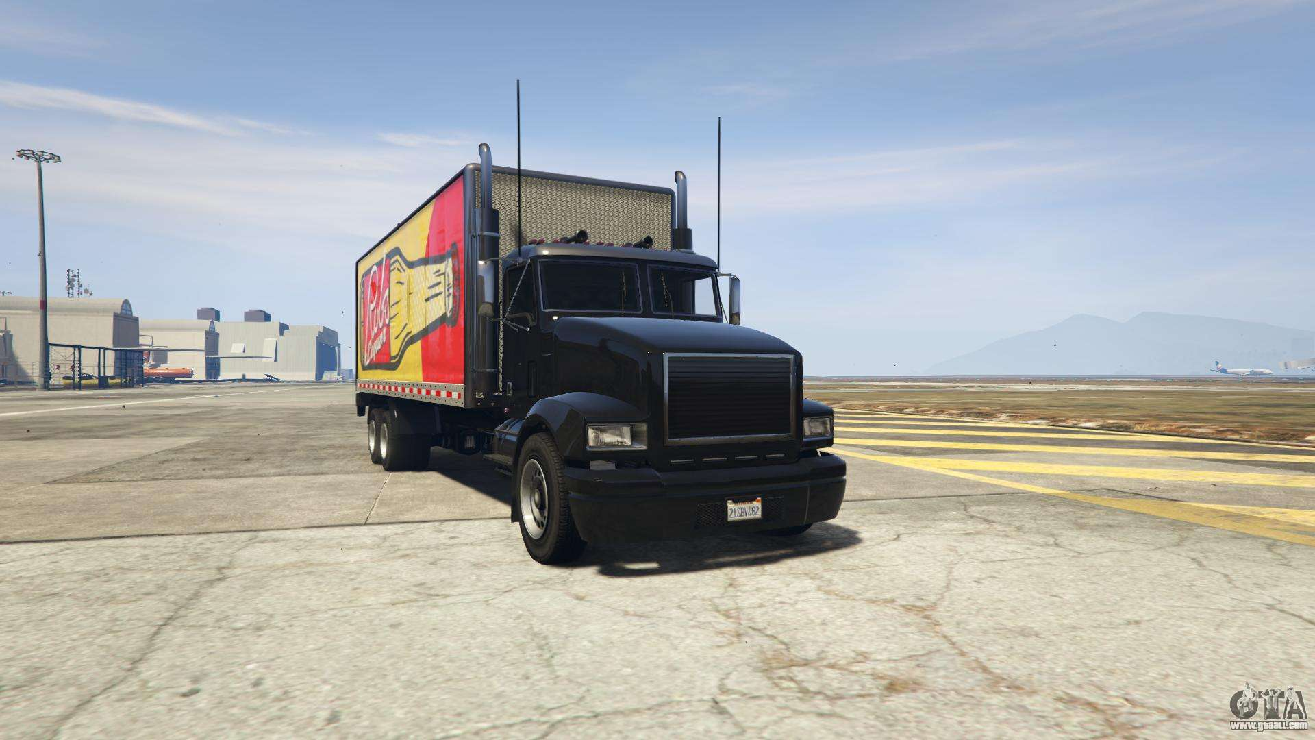 GTA 5 MTL Pounder - front view
