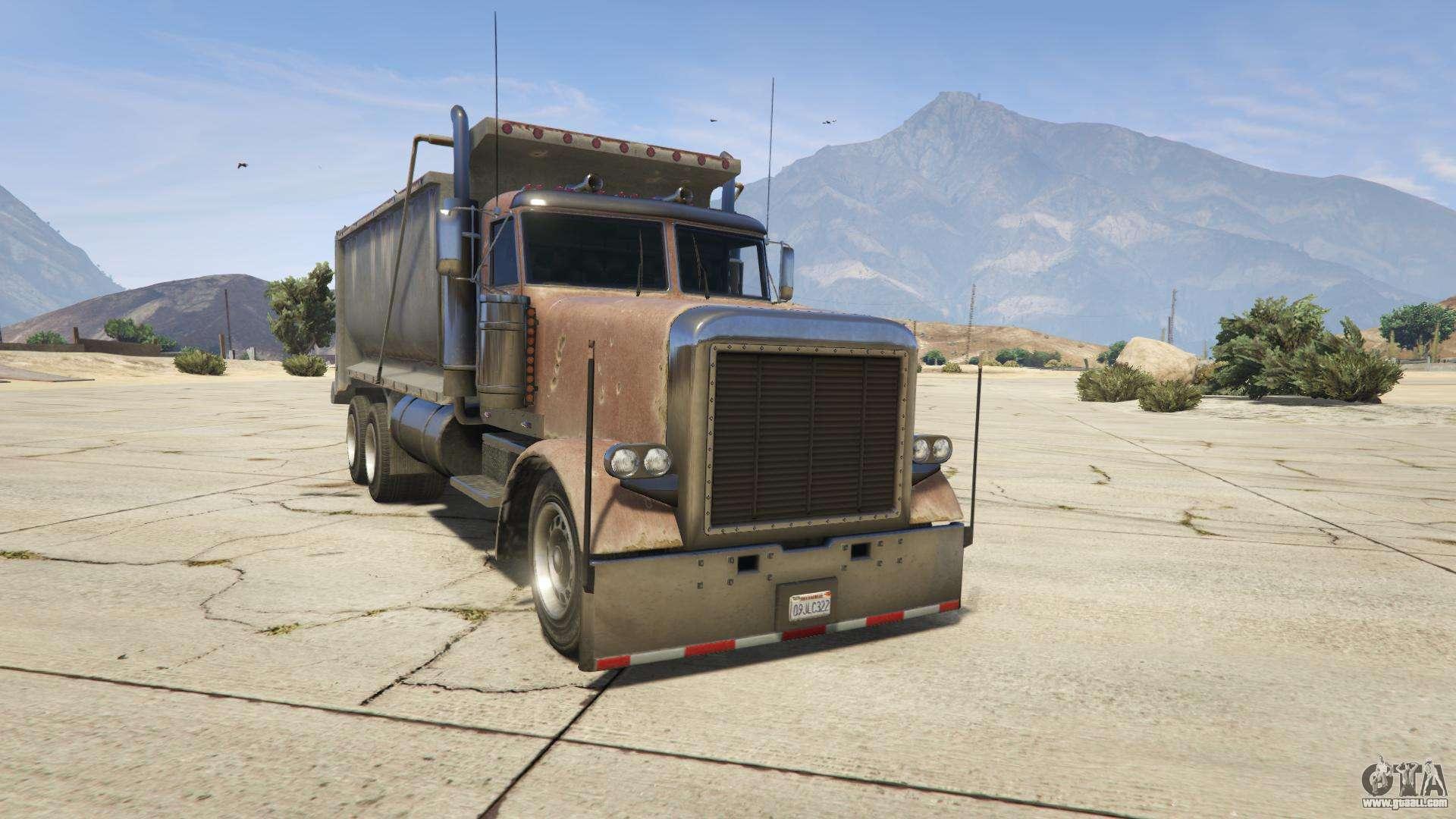 gta 5 jobuilt rubble screenshots features and description of the truck. Black Bedroom Furniture Sets. Home Design Ideas
