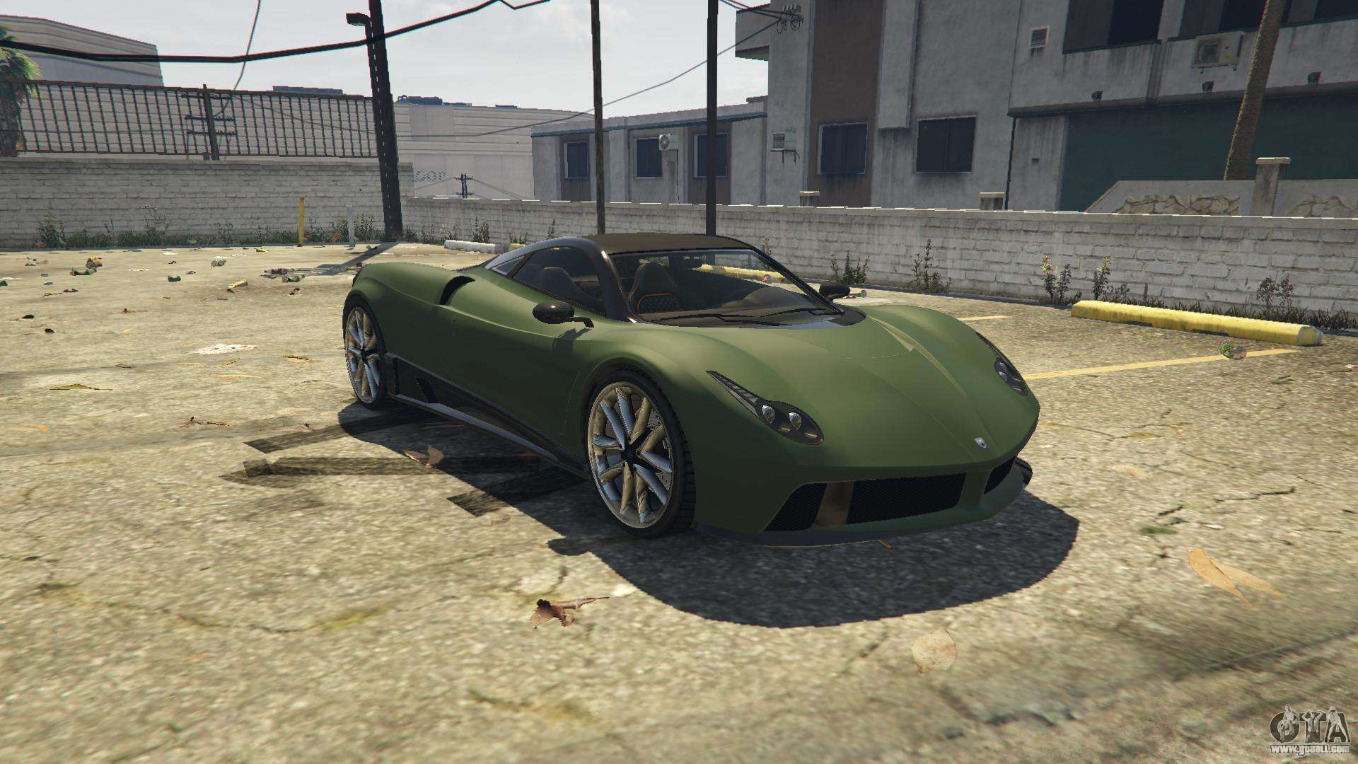 Pegassi Osiris from GTA 5