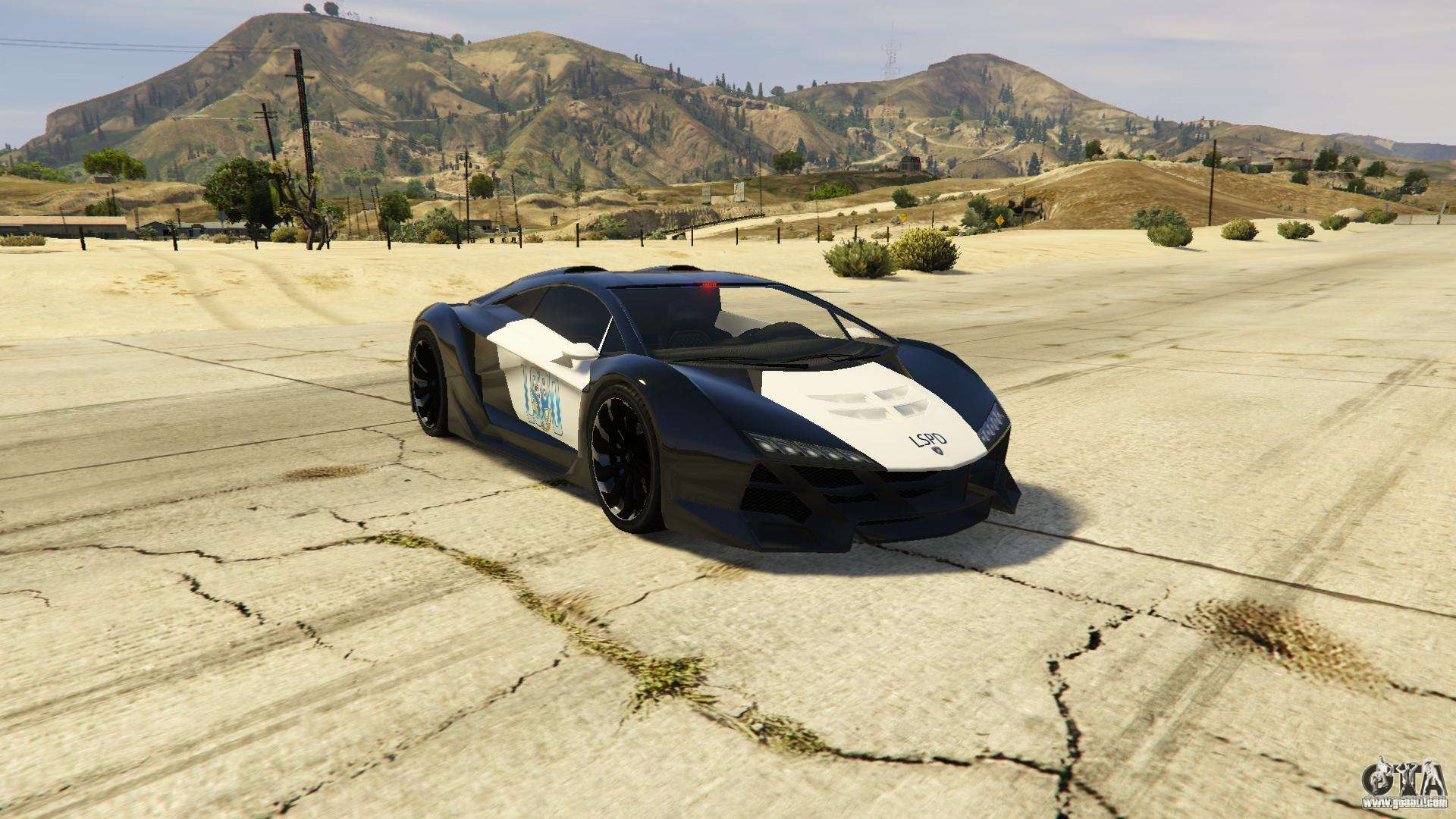 Cars for GTA 5 - download cars for GTA V