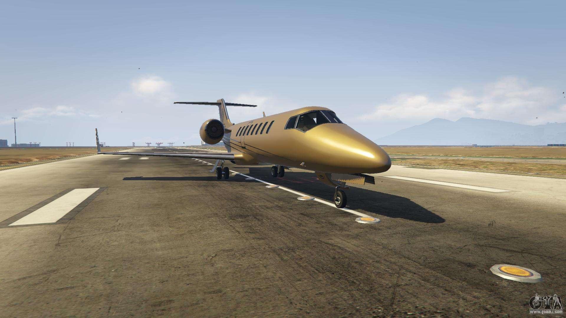 Buckingham Luxor Deluxe from GTA 5