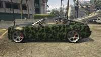 Enus Windsor from GTA 5 - side view