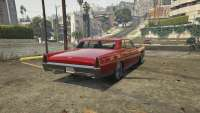 Vapid Chino from GTA 5 - rear view