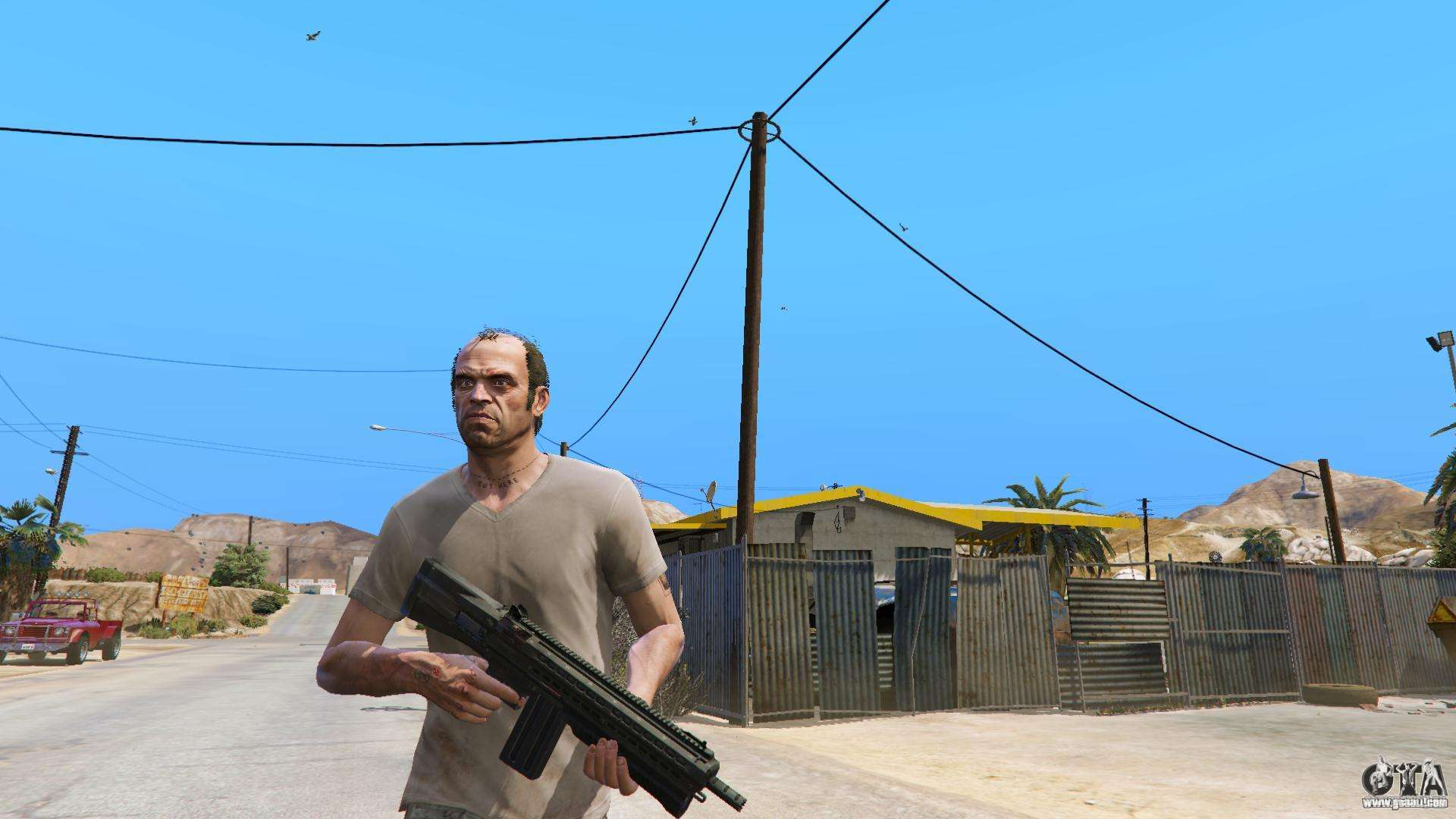 Weapons for GTA 5 - download weapon mods for GTA V