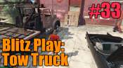 GTA 5 Single PLayer Walkthrough - Blitz Play: Tow Truck