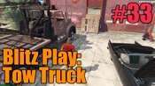 GTA 5 Single PLayer Walkthrough - Blitz Play: Tow Truck