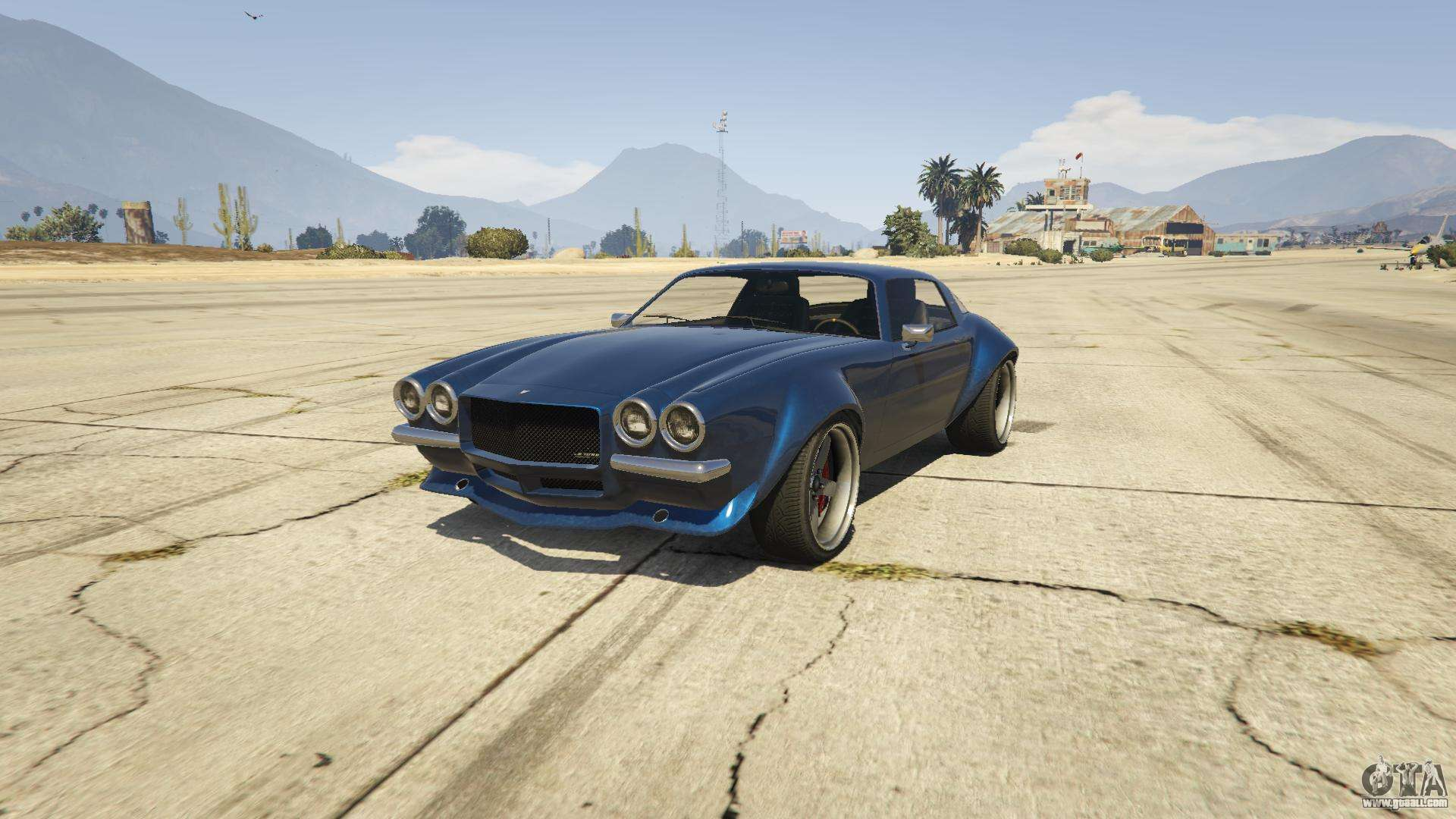 Imponte Nightshade From Gta Screenshots Features And Description