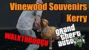 GTA 5 Single PLayer Walkthrough - Vinewood Souvenirs - Kerry