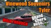 GTA 5 Walkthrough - Vinewood Souvenirs - Tyler