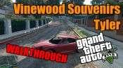 GTA 5 Walkthrough - Vinewood tienda de Regalos - Tyler