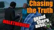 GTA 5 Single PLayer Walkthrough - Chasing the Truth