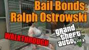 GTA 5 Single PLayer Walkthrough - Bail Bonds: Ralf Ostrovski