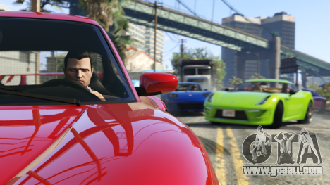 Going to Liberty City