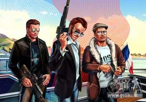 Grand Theft Auto Online: Liberté Égalité Fraternité