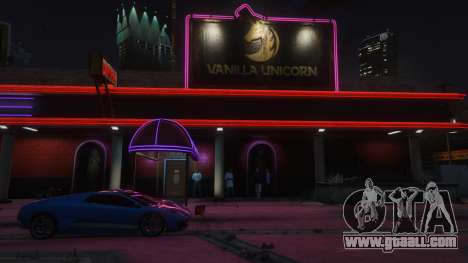Strip bar in GTA 5