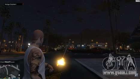 No cops in GTA Online!