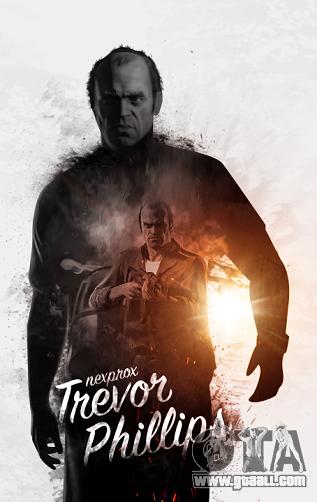 Trevor Philips from Maxim Lisovki