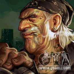GTA Portraits by Grobi-Grafik №4