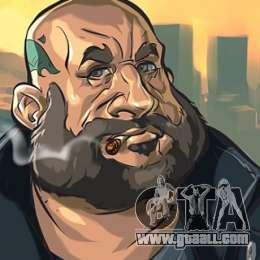 GTA Portraits by Grobi-Grafik №3