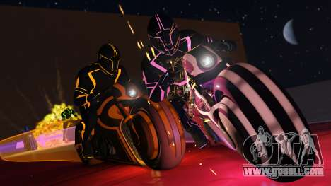 A new mode deadline, motorcycle Shotaro, plus special bonuses in GTA Online