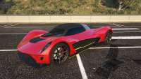 Vagner Dewbauchee GTA 5 front view