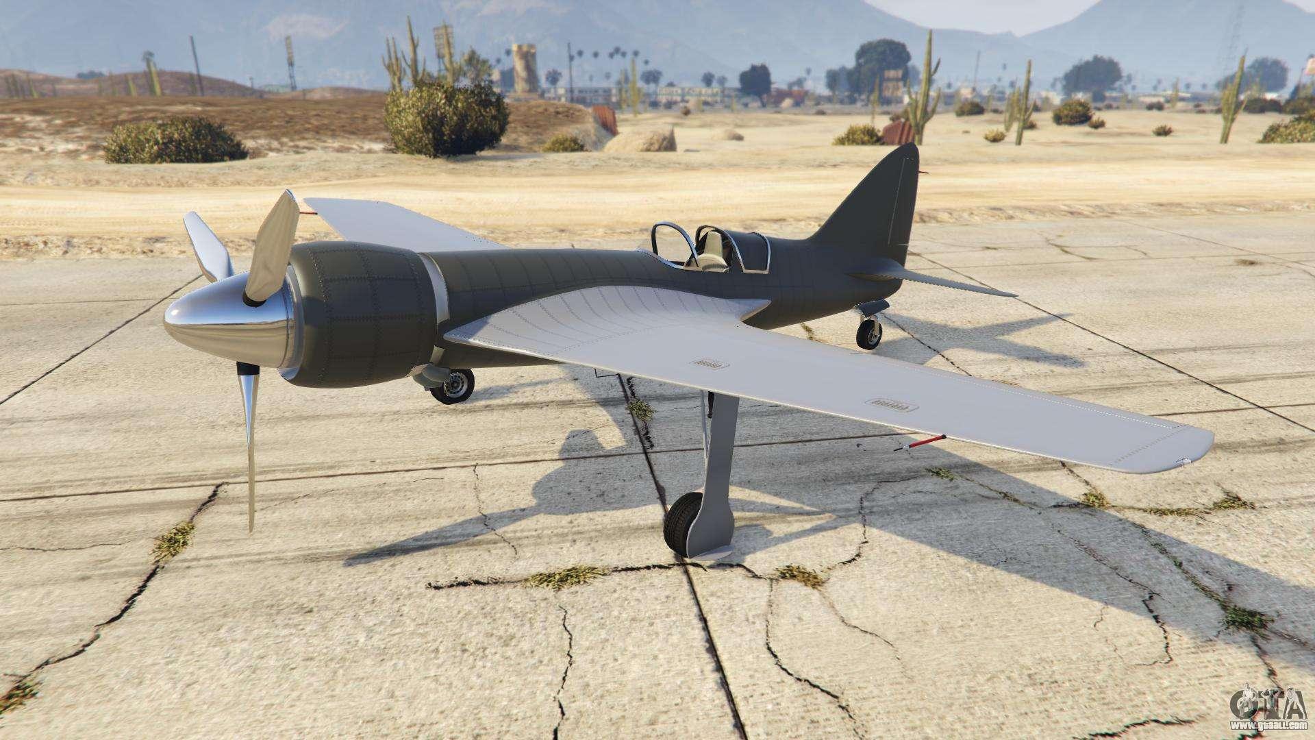 Buckingham Howard NX-25 from GTA Online