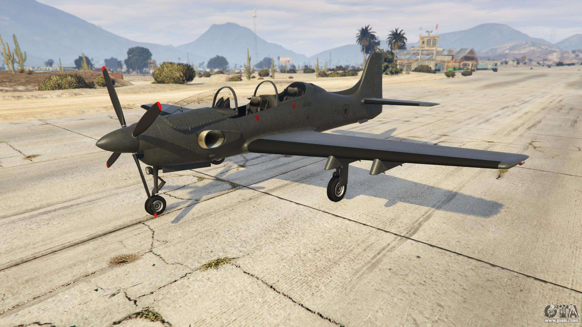 Western Company Rogue from GTA Online