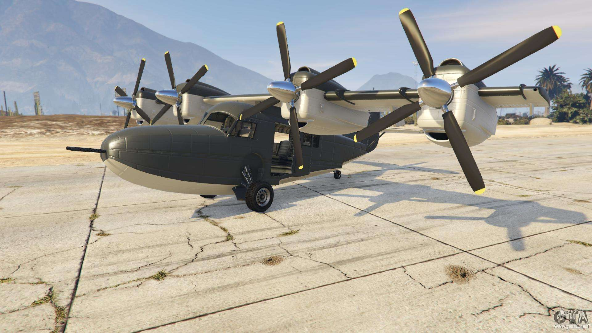 Mammoth Tula from GTA Online