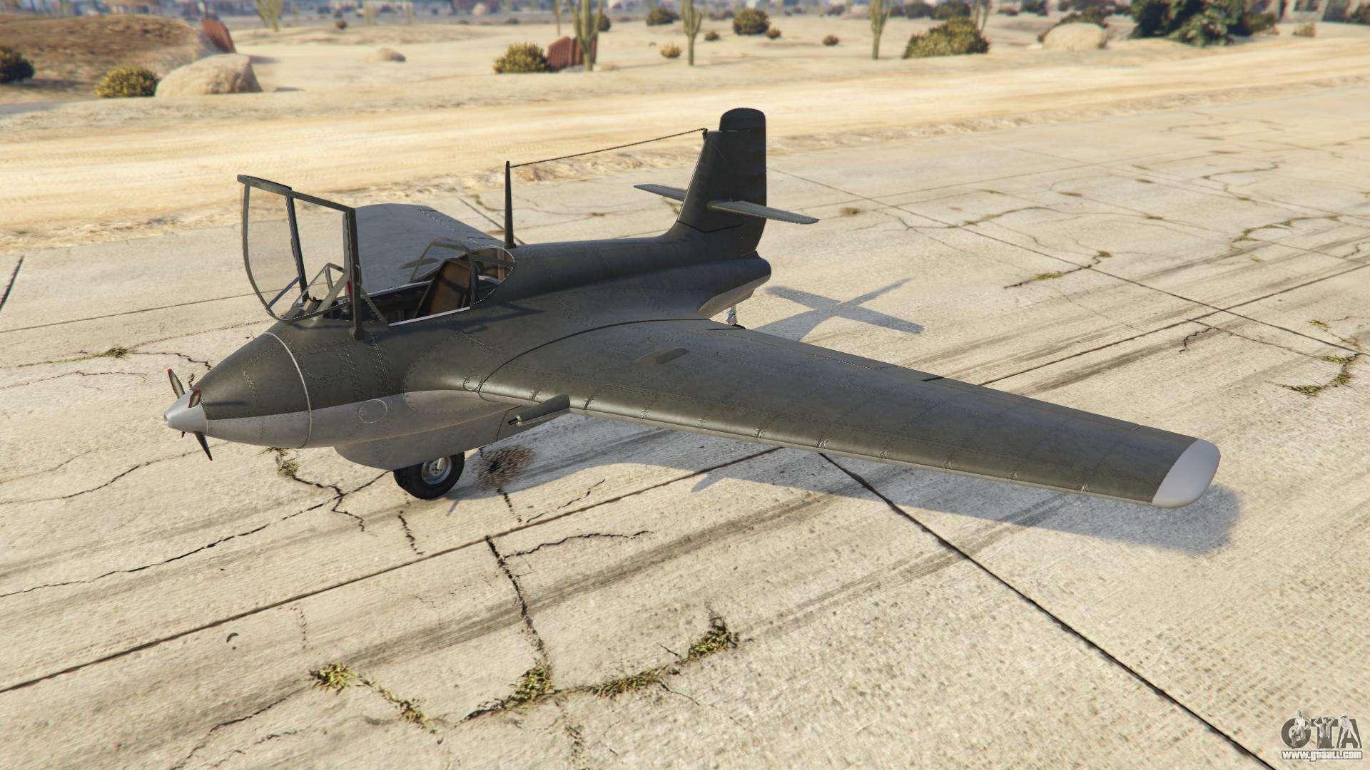 LF-22 Starling from GTA Online