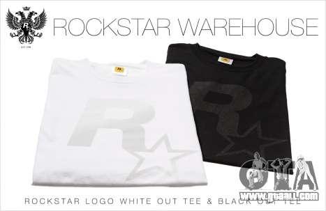 T-shirts from Rockstar