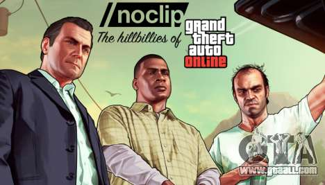 Noclip made a film about a clan from GTA Online