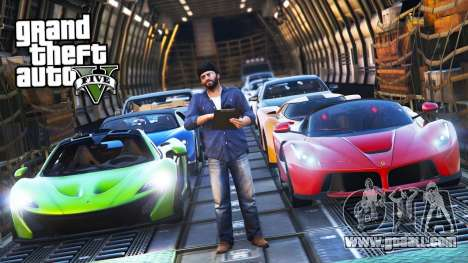 Rare vehicles in GTA 5