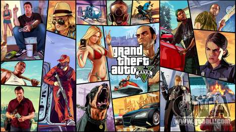 News on the universe of GTA 5