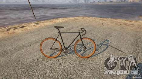 Hipster bike in GTA 5