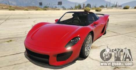 Pfister 811 in GTA Online