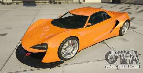 Progen Itali GTB Custom in GTA Online