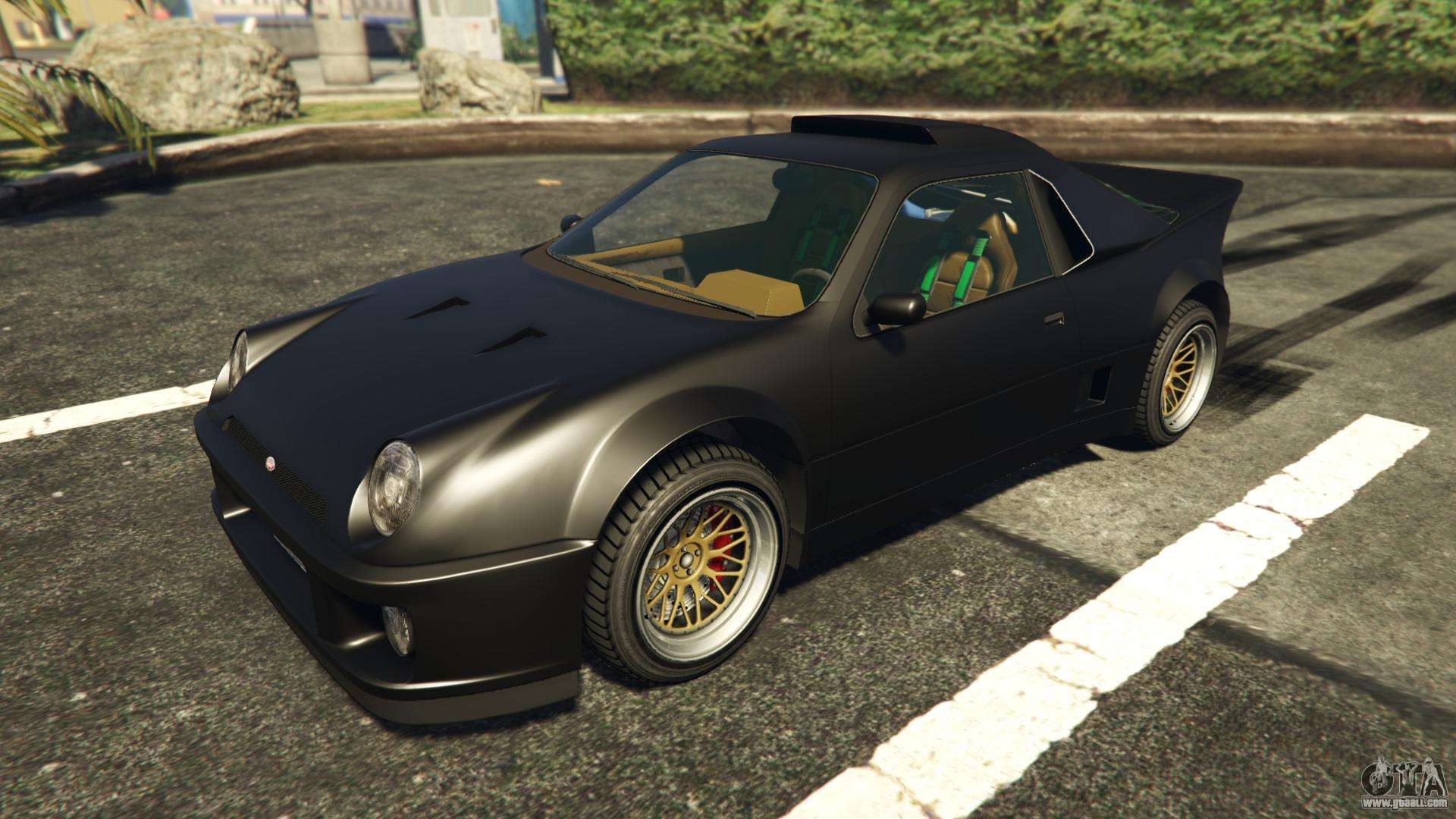 GTA 5 Vapid GB200