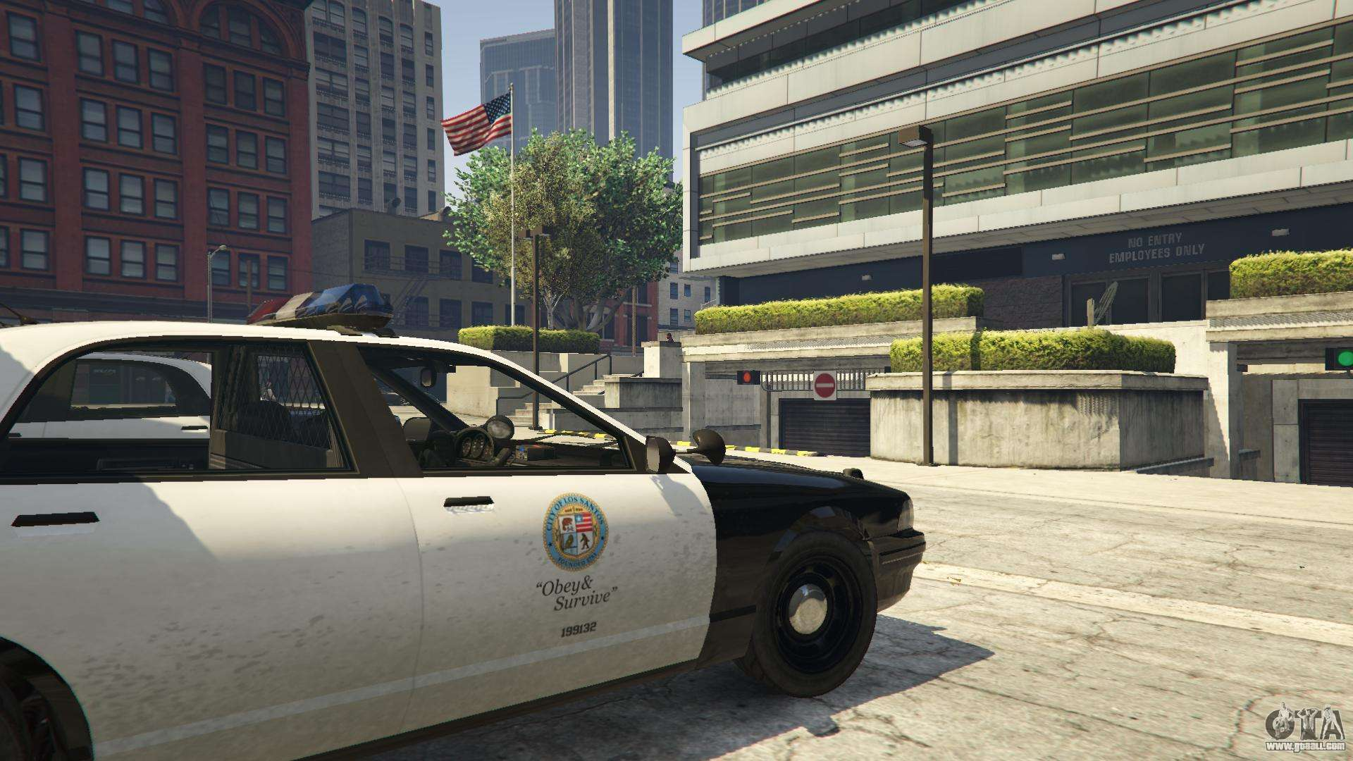How to become a road cop in GTA 5