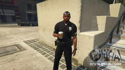 How to become a traffic COP in GTA 5