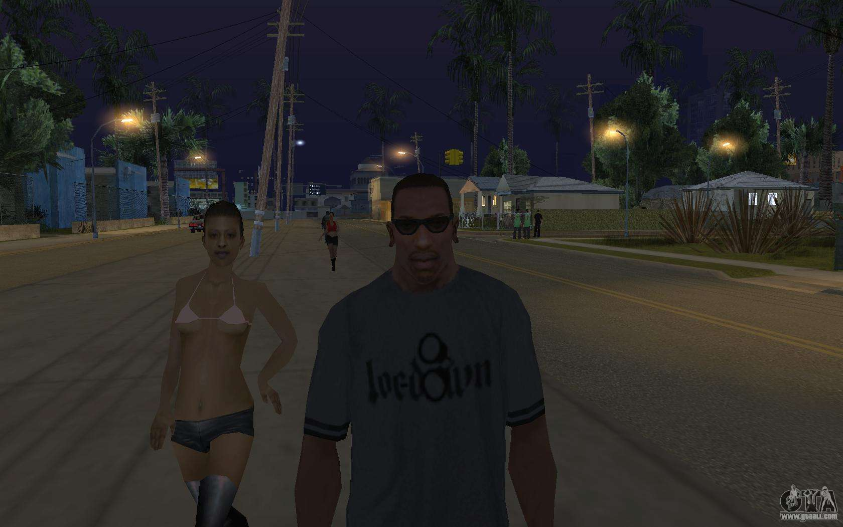 Gta on sex How have to