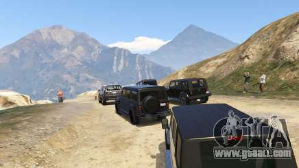 To create a race in GTA 5 online