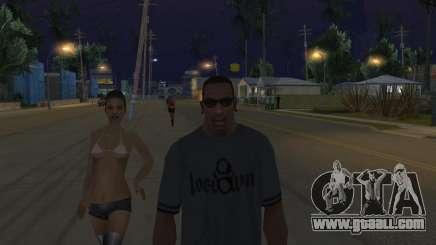 Sex in GTA San Andreas