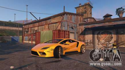 To copy a car in GTA 5 online