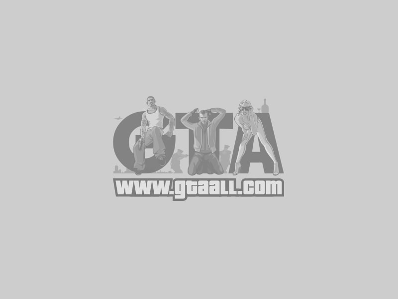 Первый арт GTA V