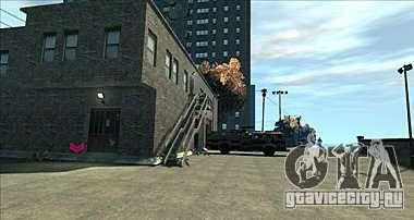 Прыжки с парашютом в GTA 4 The Ballad Of Gay Tony