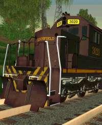 GTA San Andreas мод поезда с автоматической установкой скачать бесплатно
