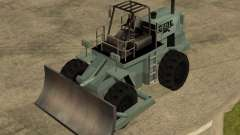 le Code Dozer de GTA San Andreas