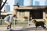 GTA 5: Chop
